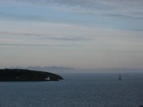 English coast.