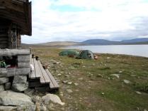 Pihtsusjärvi hut